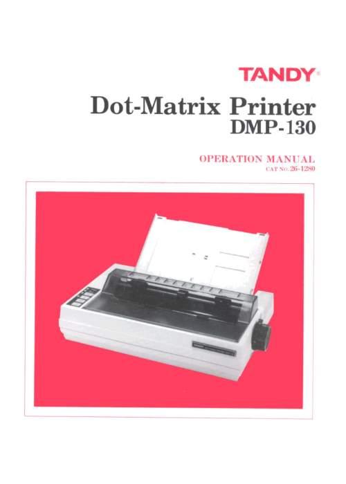 DMP 130A Printer